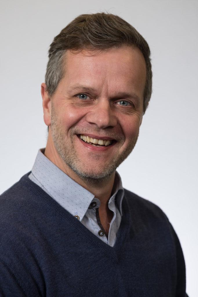 Brian Sloth - ny stabschef i Randers Kommune fra den 1. december. Foto: Randers Kommune.